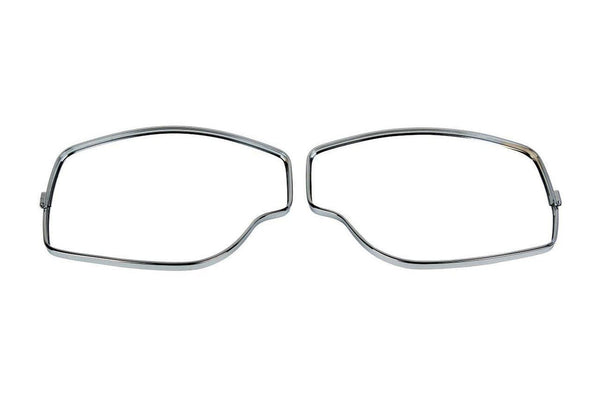 AVIATOR RETRO PILOT REPLACEMENT LENS FRAMES - Davida Goggles