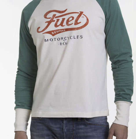 "Fuel T-Shirt ""Logo""  Long Sleeve - Fuel Apparel"