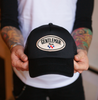Gentleman Racer Trucker Cap - Smokey Joe Hat