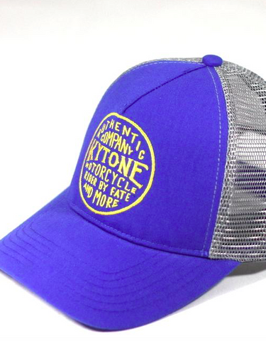 Kytone Circle Gold Hat - Kytone Headwear