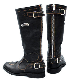 Gasolina Classic Motorcycle Boots - Gasolina Footwear