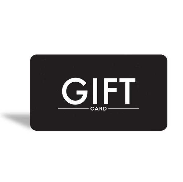 Gift Card - 9 MC Vintage Gift Card