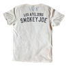 Smokey Joe Racer 1927 Vs Racer 2017 Tee - Smokey Joe Apparel