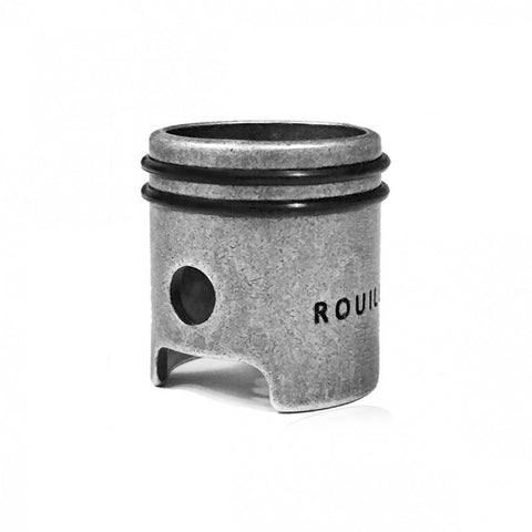 Rouille Piston Scarf Ring - MOTORCYCLE GEAR 9MC