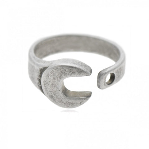 Rouille Heritage Racering Ring - Vintage Silver - Rouille Ring