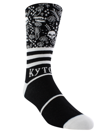 Kytone Socks- Bad Boy - Kytone Socks
