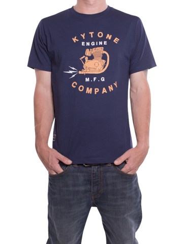 "Kytone T-Shirt ""Engine"" - Kytone Apparel"
