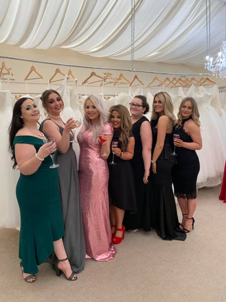 Scottish Wedding Awards Best Wedding Boutique 2019