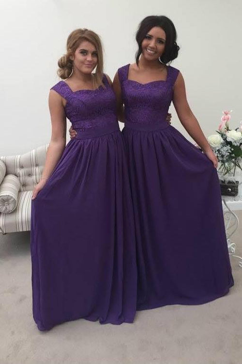 CHARLOTTE CADBURY PURPLE - That Special Day Bridal Warehouse