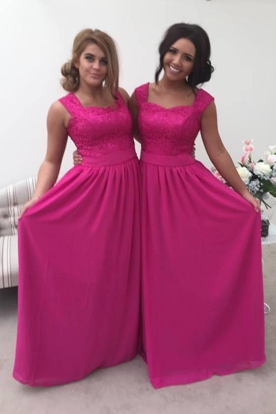 CHARLOTTE HOT PINK - That Special Day Bridal Warehouse