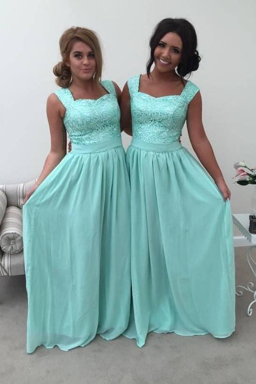 CHARLOTTE MINT GREEN - That Special Day Bridal Warehouse