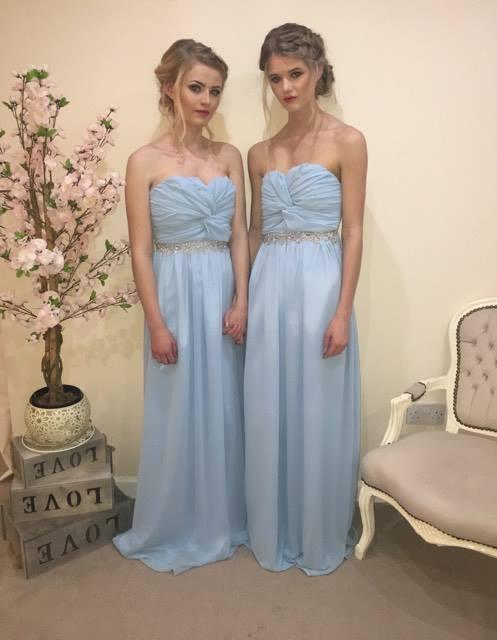Bella | Strapless Bridesmaid Dress - That Special Day Bridal Warehouse