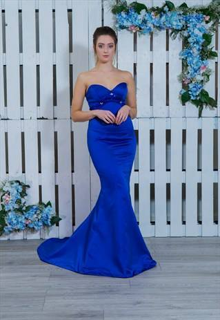 Ally | Satin Bridesmaid Dress - That Special Day Bridal Warehouse