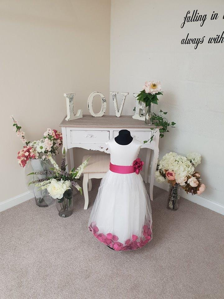 Flora Dress - That Special Day Bridal Warehouse