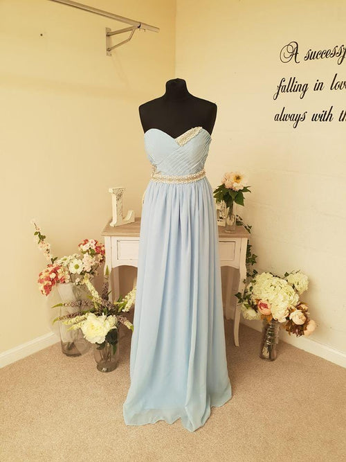 Ella | Strapless Bridesmaid Dress - That Special Day Bridal Warehouse