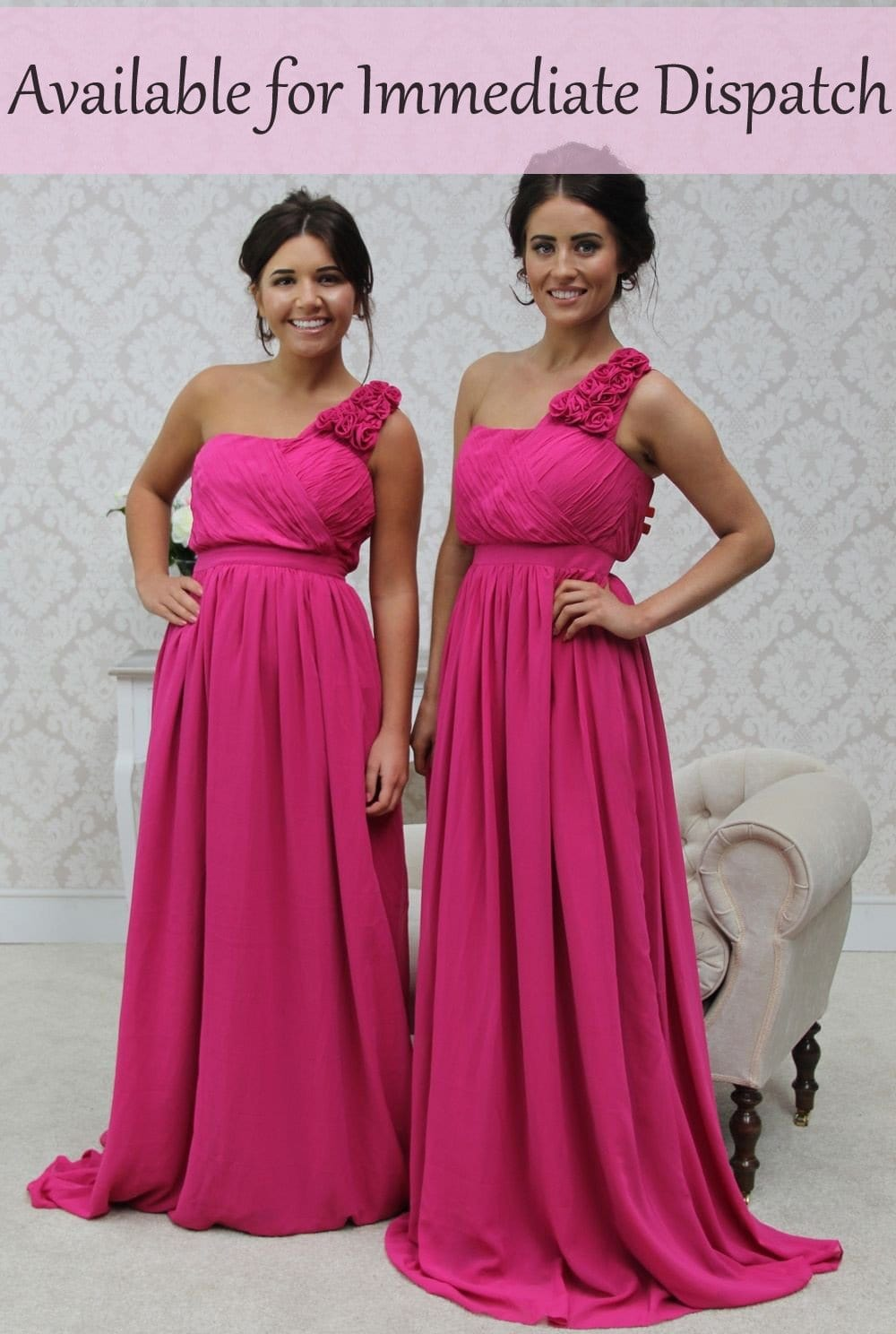 Talia dress that special day bridal warehouse daisy dress 1 shoulder chiffon bridesmaid dress evening gown ombrellifo Gallery