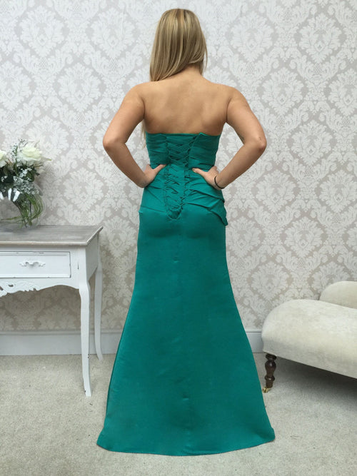 Lucy | Strapless Bridesmaid Dress - That Special Day Bridal Warehouse