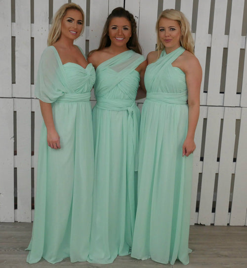 Infinity | Multiway Bridesmaid Dress Plus Size - That Special Day Bridal Warehouse