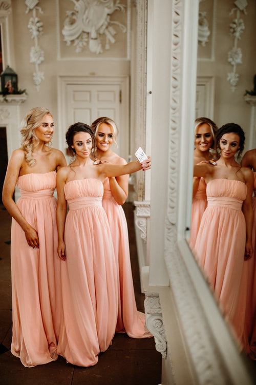 Sienna | Strapless Bridesmaid Dress - That Special Day Bridal Warehouse