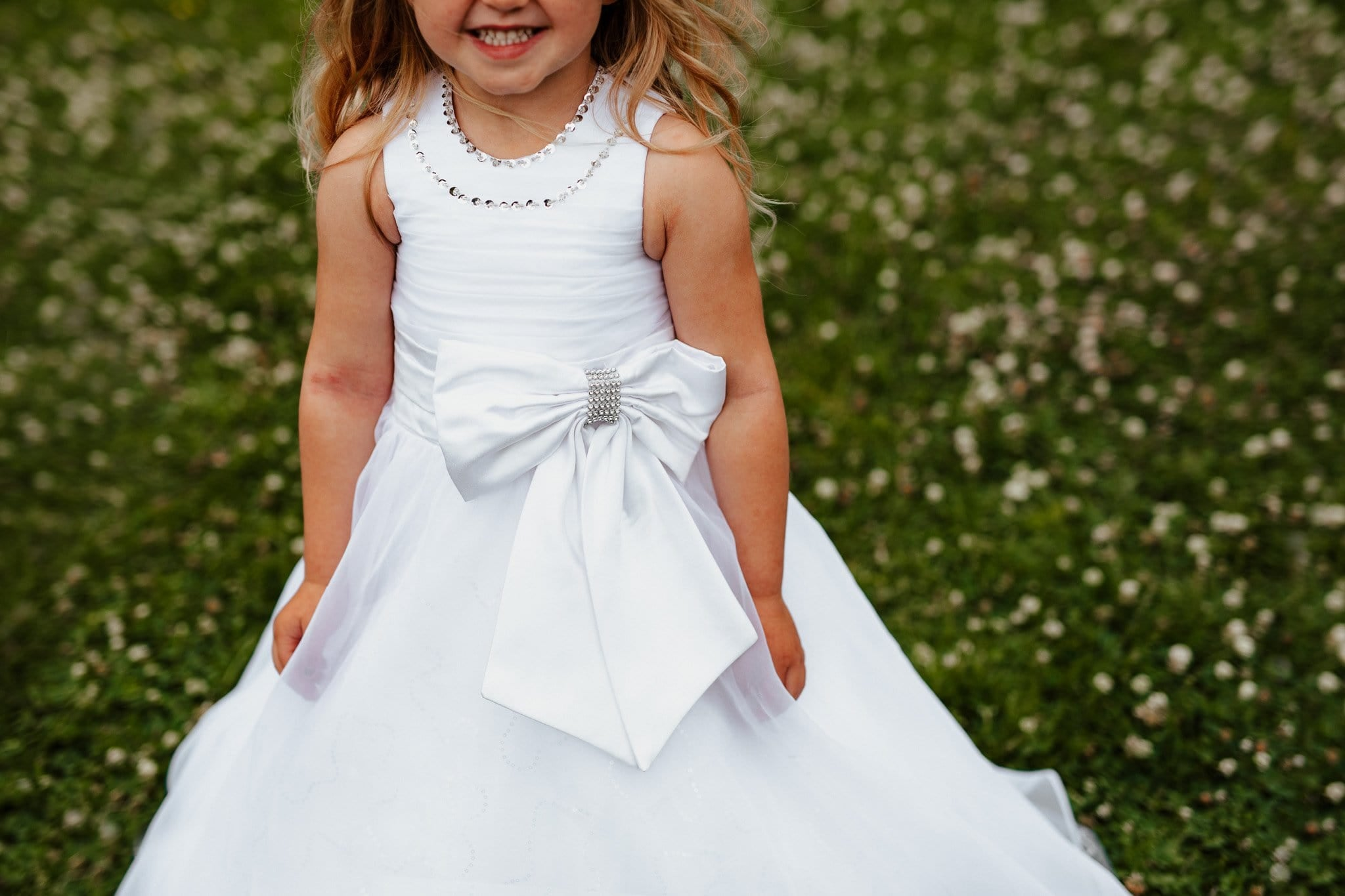 Princess Sparkle Dress - That Special Day Bridal Warehouse