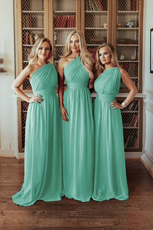 Brooklyn | One Shoulder Bridesmaid Dress - That Special Day Bridal Warehouse