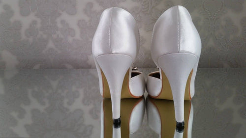 Adélie Vintage Bridal Shoes - That Special Day Bridal Warehouse