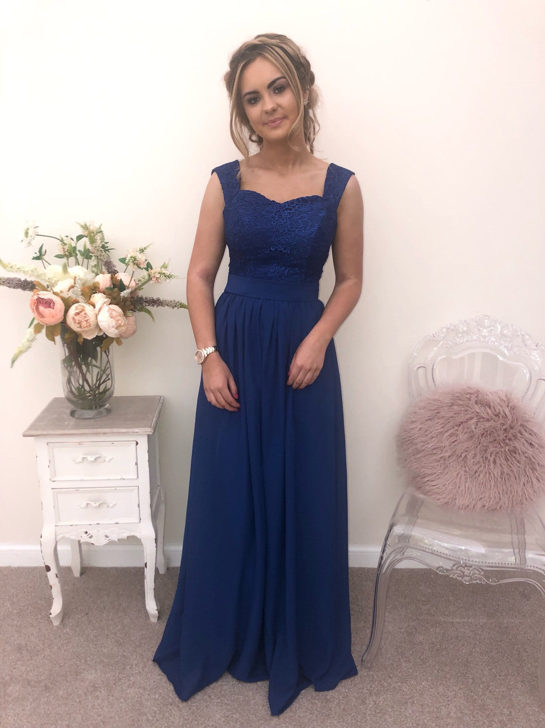 CHARLOTTE ROYAL BLUE - That Special Day Bridal Warehouse
