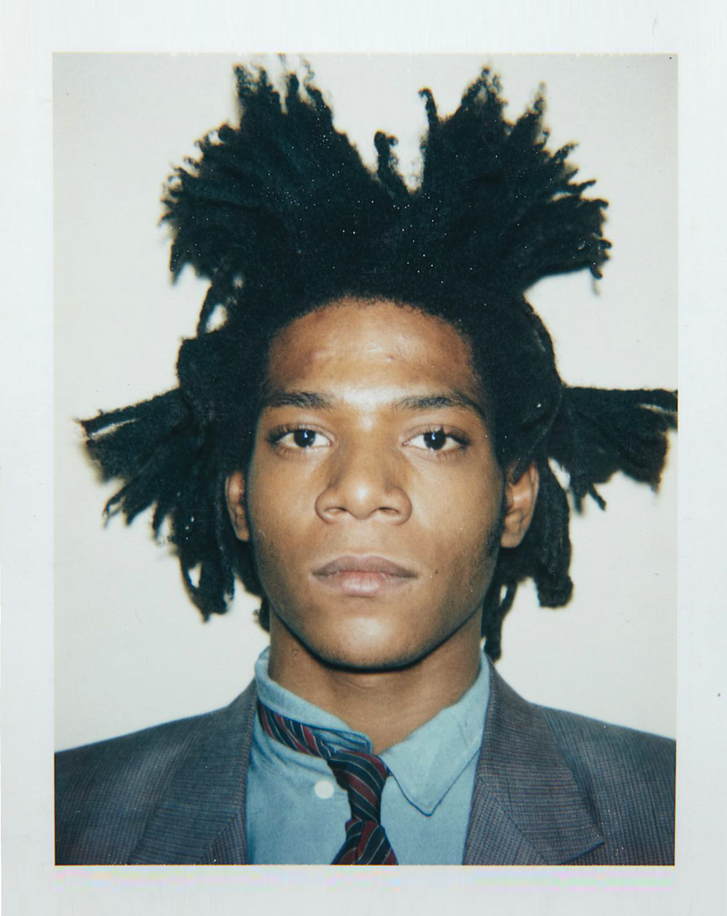 Basquiat the King
