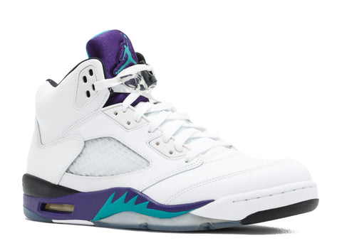 "AIR JORDAN 5 RETRO ""GRAPE 2013 RELEASE"""