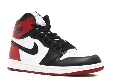 "AIR JORDAN 1 RETRO HIGH OG ""BLACK TOE 2016 RELEASE"""