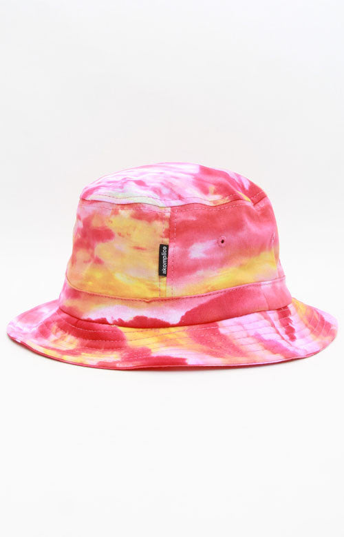 Red Ocean Bucket Hat