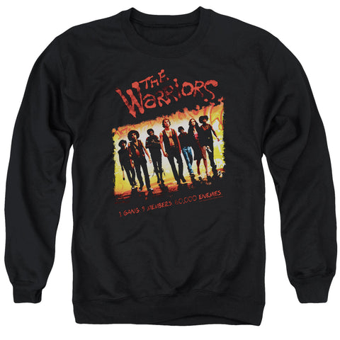 Warriors - One Gang Adult Crewneck Sweatshirt