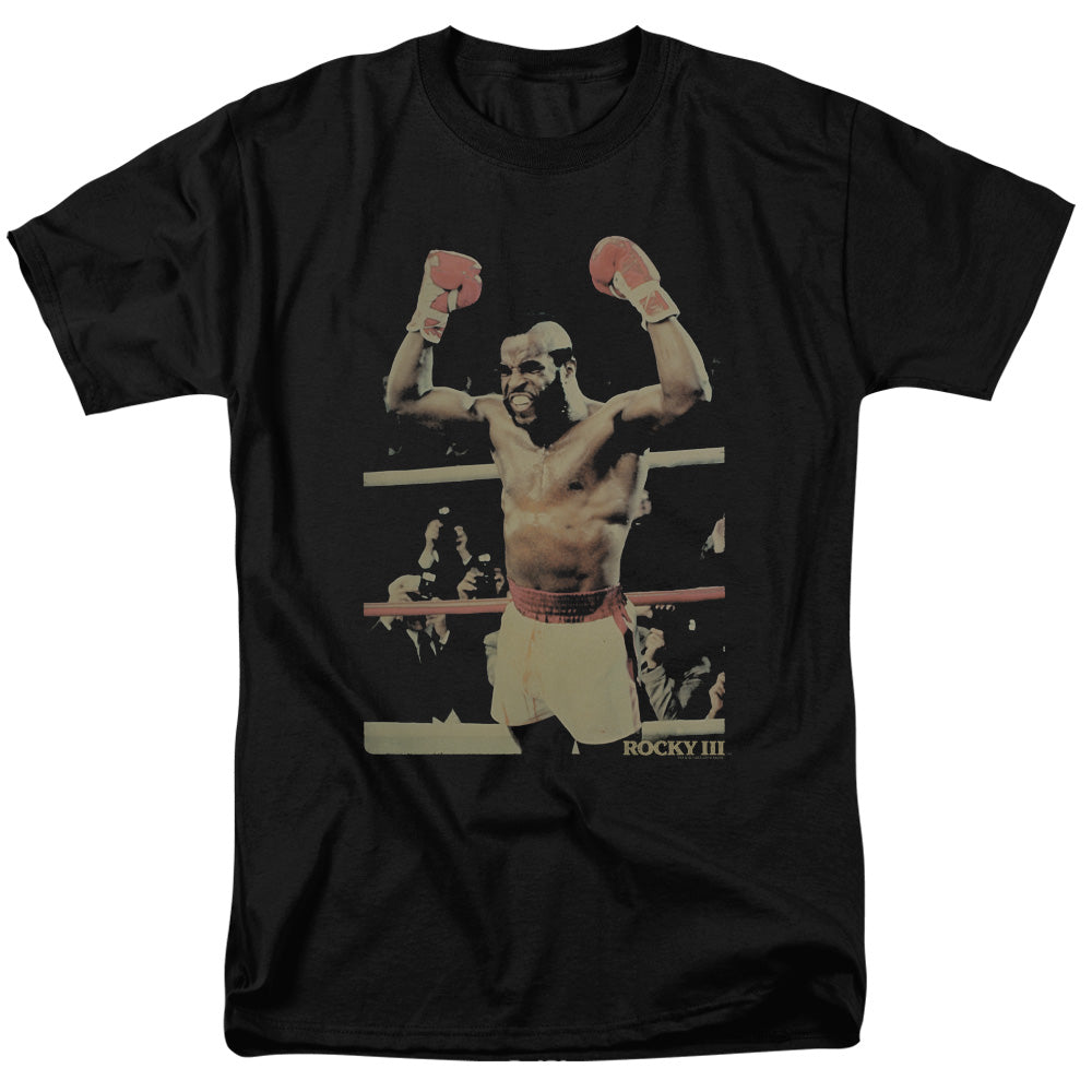Rocky Iii - Clubber Short Sleeve Adult 18/1