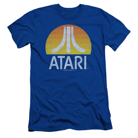 Atari - Sunrise Eroded Short Sleeve Adult 30/1