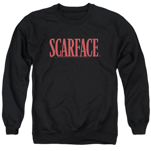 Scarface - Logo Adult Crewneck Sweatshirt