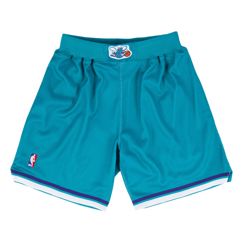 Charlotte Hornets 1992-1993 NBA Authentic Shorts