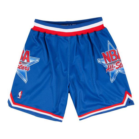Mitchell & Ness 1993 NBA All Star Game East Authentic Shorts in Blue