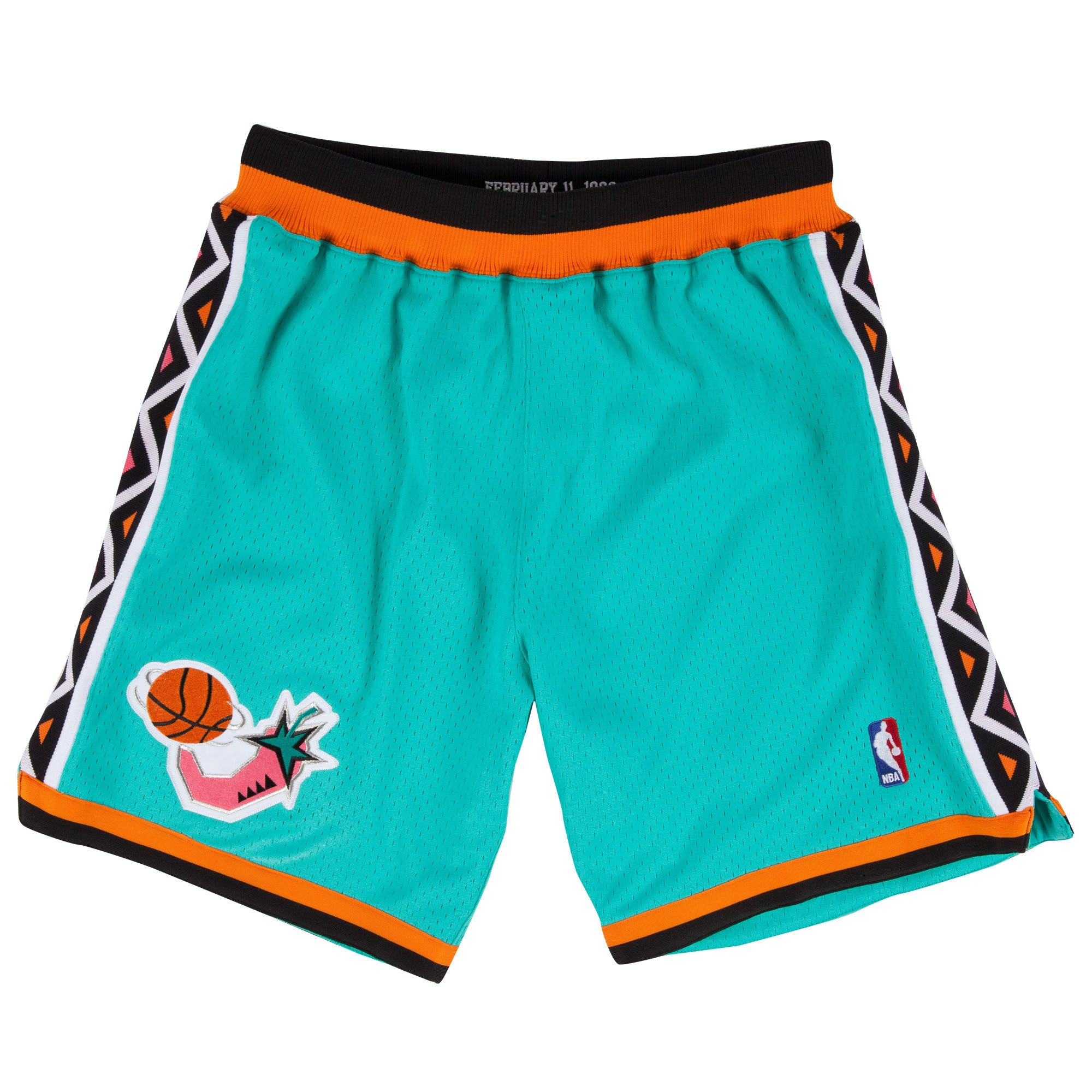 23736cba8d5 1996 NBA All Star Game NBA Authentic Shorts