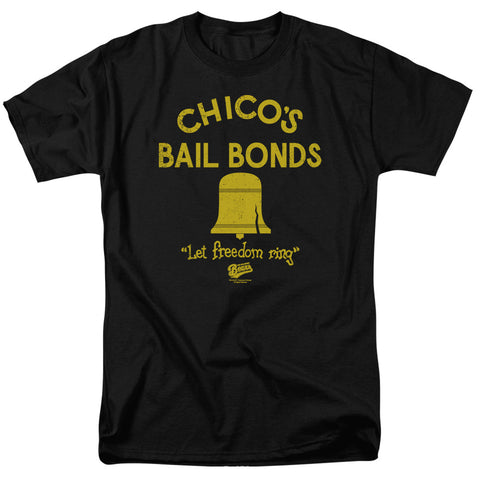 Bad News Bears - Chico's Bail Bonds Short Sleeve Adult 18/1
