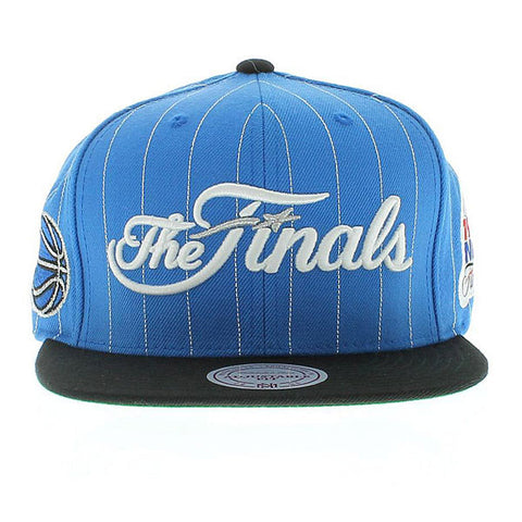 Mitchell & Ness Orlando Magic The 2 Tone 1995 NBA Finals SNAPBACK
