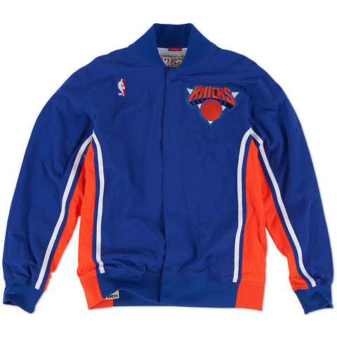37c0d20206a Mitchell   Ness New York Knicks 1992-93 Authentic Warm Up Jacket