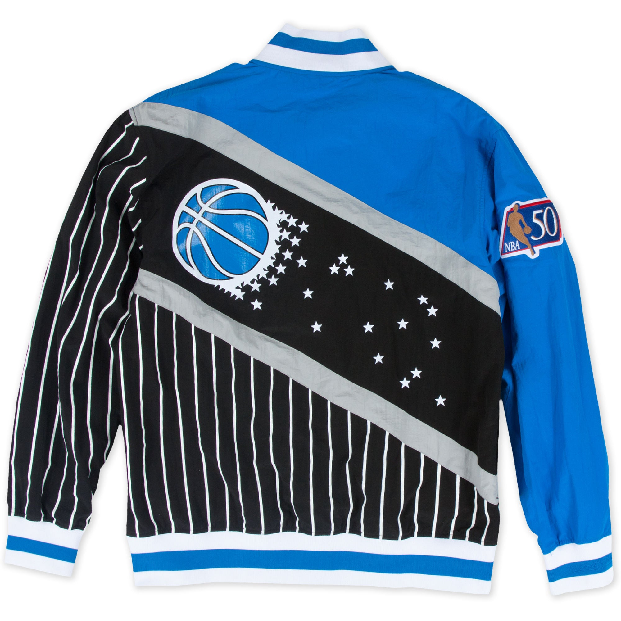 24ed263404c Mitchell   Ness Orlando Magic 1996-97 NBA Authentic Warm Up Jacket