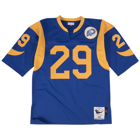 Mitchell & Ness Los Angeles Rams 1985 Eric Dickerson Authentic Throwback Jersey