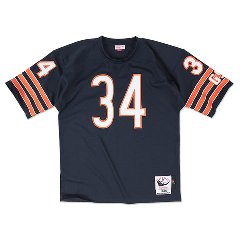 Mitchell & Ness Chicago Bears 1985 Walter Payton Authentic Throwback Jersey