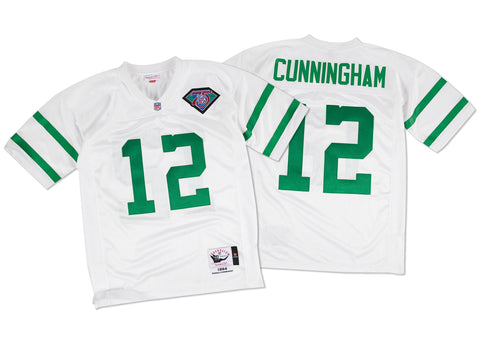 Mitchell & Ness Randall Cunningham 1994 Authentic Jersey Philadelphia Eagles In White