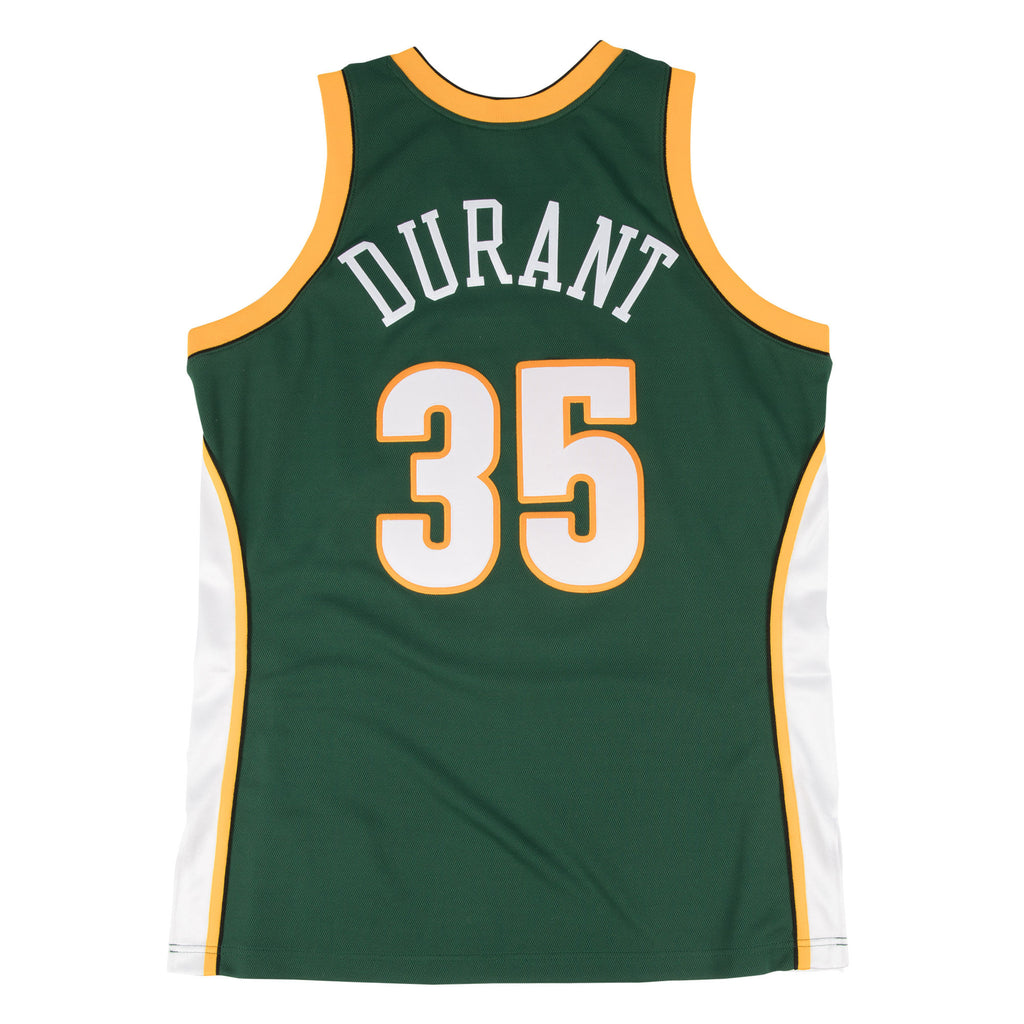 cheap for discount 7b409 c2ae1 Kevin Durant 2007-08 Authentic Jersey Seattle SuperSonics