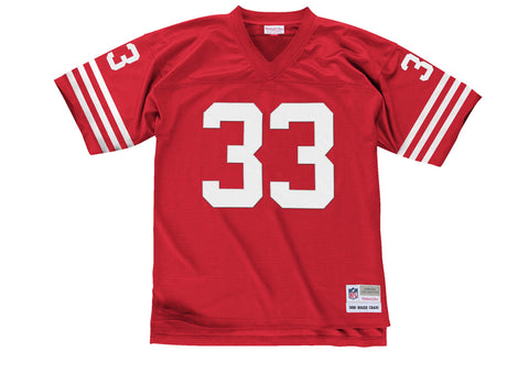 Mitchell & Ness Roger Craig 1990 Replica Jersey San Francisco 49ers In Scarlet