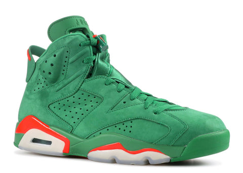 "AIR JORDAN 6 RETRO NRG G8RD ""GATORADE"" GREEN"