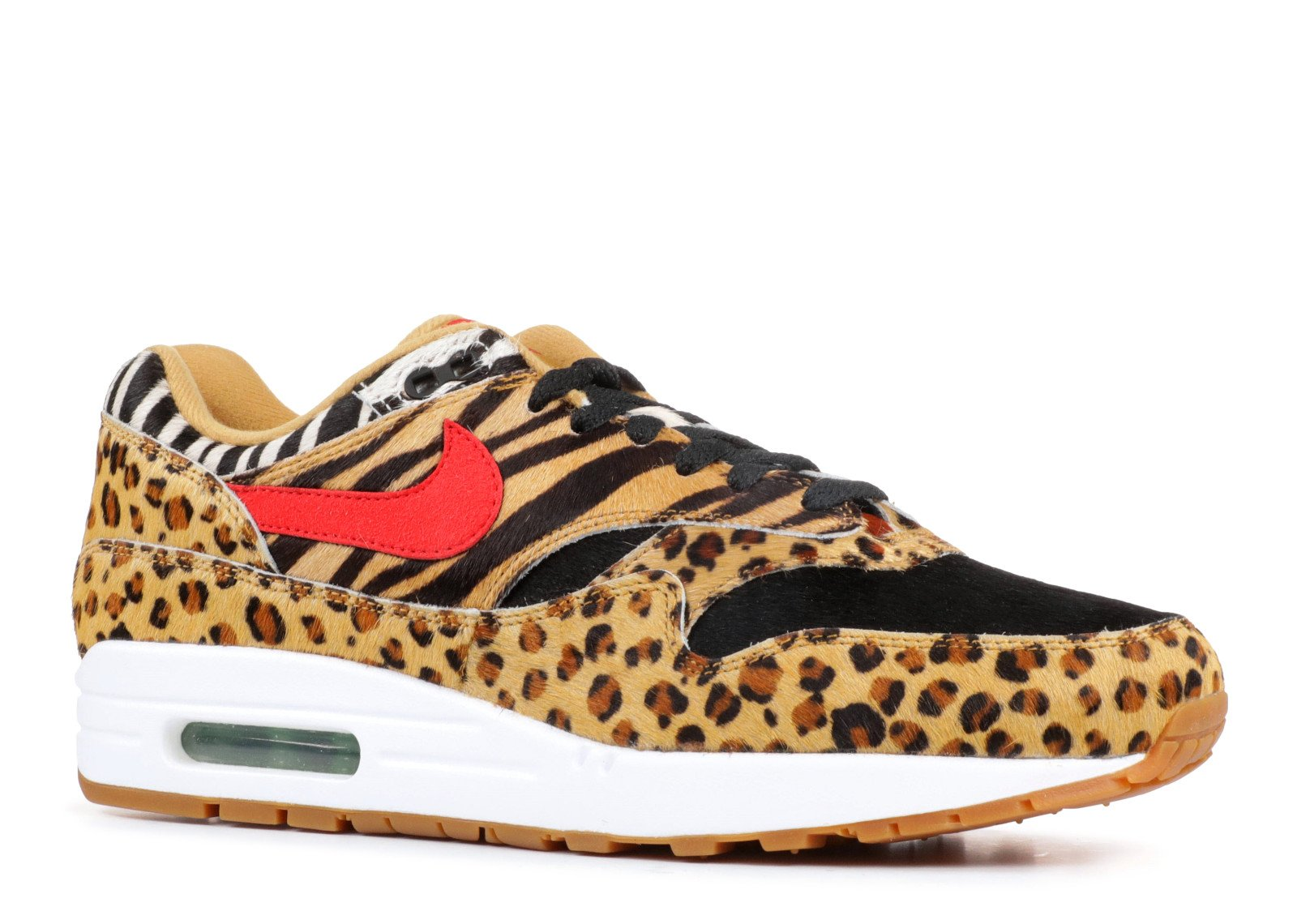 on sale 83817 7b498 NIKE AIR MAX 1 ATMOS ANIMAL PACK 2.0 (2018 ALL BLACK BOX)