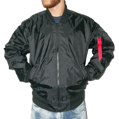 AO Pilot Jacket In Black